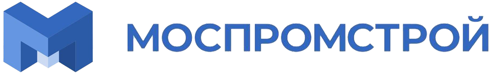 "Группа компаний ""Моспромстрой"" Логотип"